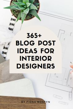 Get 365 done for you blog post titles to designed to help you sell interior design services. Start your blog today and get your business visible online #interiordesign #interiorsblog #mydecomarketing Interior Blogs, Luxury Interior, Interior Design Business, Interior Design Services, Crochet Lamp, Creative Business, Business Tips, Design Blogs, Blog Topics