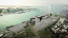 Gallery of Kaohsiung Port and Cruise Service Center Proposal / JET Architecture, CXT Architects & Archasia Design Group - 35