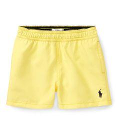 6ae81bda hawaiian twill swim trunk from orchard mile Swim Trunks, Ralph Lauren Kids,  Swimwear,
