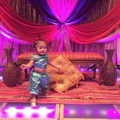Arabian Nights Birthday Party Ideas | Photo 1 of 14