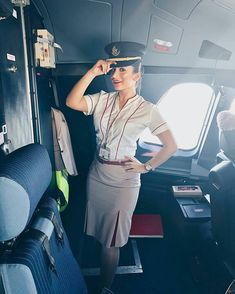 """1,925 Likes, 10 Comments - Emirates cabin crew (@emiratescabincrew_lovers) on Instagram: """"@koshins - Cabin crew prepare for TAKE OFF - starting the day with take off in the cockpit was not…"""""""