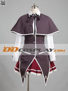 High School DxD Rias Gremory Cosplay Costume
