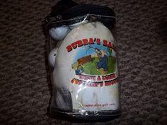 LOGO Bubba's Ball Bag of 20 Golf Balls, When A Dozen Just Ain't Enough #logo