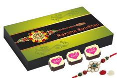 Buy rakhi online with chocolates, best gift for sister & brother.Rakhi gift for brother - 9 Chocolate Gift Box - Rakhi gift to sister Rakhi For Brother, Rakhi Gifts For Sister, Sister Gifts, Buy Rakhi Online, Best Gift For Sister, Chocolate Gift Boxes, Online Gifts, Best Gifts, Sisters