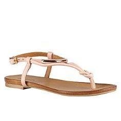 Goddess sandal