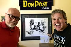 Skywalking Through Neverland #139: The Son of the Godfather of Halloween – Don Post Jr.!