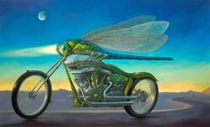 Route 66 by Vladimir Kush                                                                                                                                                                                 More
