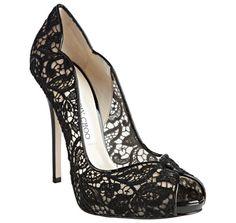 OOIT... Heb ik deze schoenen. Jimmy Choo, Faith pumps
