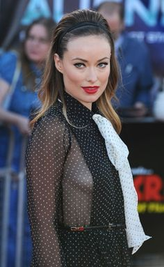 Olivia Wilde is on a European vacation - well, maybe not a vaca, more like a press tour for the premiere of her new film, Cowboys & Aliens with Olivia Wilde, Beautiful Celebrities, Beautiful Actresses, Die Wilde 13, Beautiful Eyes, Beautiful Women, Amanda Seyfried Photos, Seductive Women, About Hair