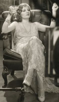 """""""Cocaine isn't habit-forming, darling, and I ought to know. I've been taking it all my life."""" -- Tallulah Bankhead -"""
