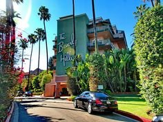 Swimming Pools, Movie Stars | Discover Los Angeles @Beverly Hills