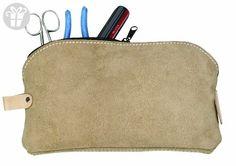 Custom Leathercraft 539X All-Purpose Tool Bag, Suede (*Amazon Partner-Link)