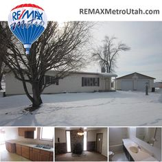 **NEW LISTING** 91 W 300 S Lewiston, UT 84320 $122,900 4Bedrooms|2.5Bathrooms|2,291 Sq. Ft.  The best of both worlds, over an acre of horse property yet only 20 minutes to the city. Large detached garage, and 2 other nice size out buildings. See more at http://www.remaxmetrohomes.com/mls/1351641 or give us a call at 801-896-7441