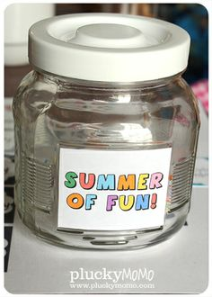 50 Summer Free Printables (parties, activities, subway arts and more) | Craftionary