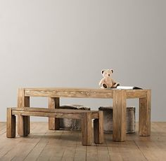 Vintage Parsons Play Table | Playroom | Restoration Hardware Baby & Child