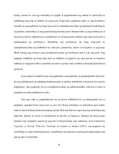 a sample research paper in filipino subject National Book Store, God Bless Us All, Leyte, Effective Teaching, State College, Teaching Strategies, Research Paper, Filipino, Psychology