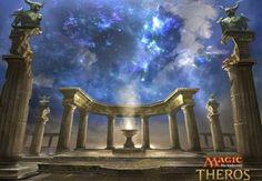 Thassa's Seaside Temple#MagicTheGathering #MTG #Magic #Theros