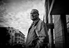 Street Portrait Street Portrait, Lee Jeffries, Fujifilm, Cool Photos, Good Things, Day, Compact, Portraits, Collection