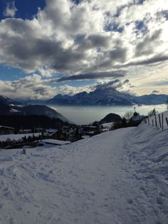 Beautiful Leysin, CH. Love this place!