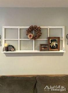reuse old window frames ideas 8