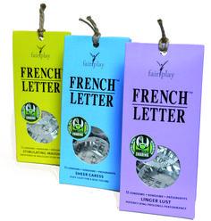 Wegańskie prezerwatywy? Tak- Glyde czy French Letter. Bez kazeiny i do tego fair trade. #wege #wegeprezerwatywy #pureveg