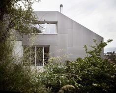 #architektur Single Family House, Zürich