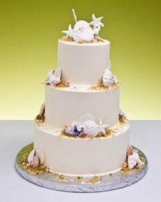 Sea Shells Cake