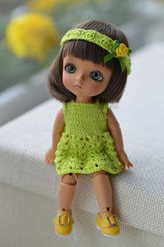Летние наряды для обиженных малышек / Одежда и обувь для кукол - своими руками и не только / Бэйбики. Куклы фото. Одежда для кукол