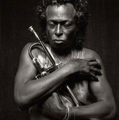 Michel Comte - Miles Davis