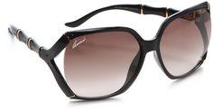 #Gucci Oversized Sunglasses
