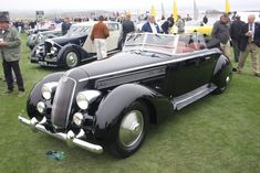1936 Lancia Astura earns marques first Best of Show at Pebble Beach