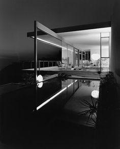 Chuey House, Los Angeles, CA. 1958,  Architect: Richard Neutra