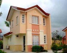 Camella Bacolod Marvela - 2 bedrooms, 1 T, floor area 52 sqm, lot area 80 sqm
