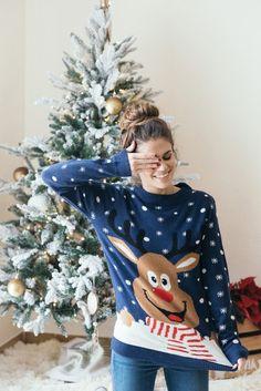 Sweater: tumblr christmas ugly christmas christmas holiday season