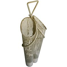 French Wall Hanging Umbrella Stand By Mathieu Mategot