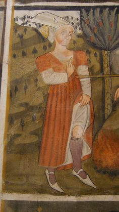 Shore's wife hath a pretty foot. Historical Women, Historical Clothing, Historical Photos, 16th Century Clothing, 15th Century Dress, Medieval Dress, Medieval Clothing, Renaissance Fashion, Renaissance Art