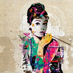 by Johnny Cheuk We all wanted to look like Audrey .....