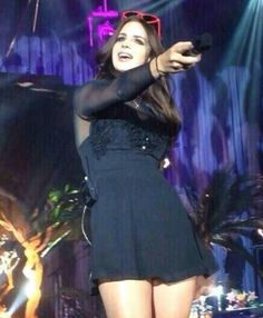 Lana in Seattle  #LDR. I wished I could've gone to that concert, but all the tickets were sold out.