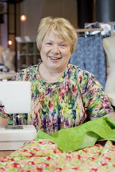 BBC Two - The Great British Sewing Bee, Series 3 - Annie