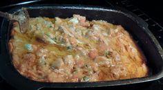 Baked Stockfish Italian Style