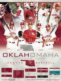 2013 Oklahoma Poster