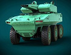 """Check out new work on my @Behance portfolio: """"concept of an unmanned heavy combat vehicle"""" http://be.net/gallery/62123419/concept-of-an-unmanned-heavy-combat-vehicle"""