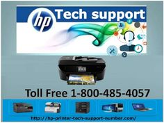 HP printer technical support helps you to get genuine tech support for HP Printer . Call on toll free number 1-800-485-4057. Visit our site: visit:http://hp-printer-tech-support-number.com/ #HP #Printer #Technical #Support #Phone #Number