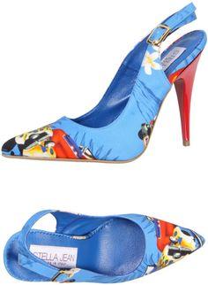 Stella jean Pump in Blue (Azure)