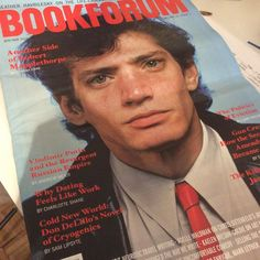 A lot of #mapplethorpe around. Here's the April/May @bookforum #books #literature #read #art #culture #photography #issue #putin #dondelillo #janeausten #morocco #jamesbrown #guncrazy