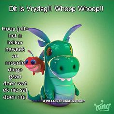 Afrikaanse Quotes, Goeie Nag, Goeie More, Friday Humor, Strong Quotes, Happy Friday, Good Morning, Qoutes, Pikachu