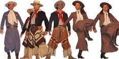 vestimenta gaucho argentino - Buscar con Google