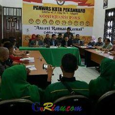 Panwas Terima Sebagian Permohonan Tim BISA, Bapaslon Dastrayani Bibra-Said Usman Berhak Ikut Pilwako Pekanbaru
