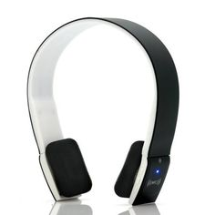 """NFC Wireless Headphones """"Curve"""" - Bluetooth + NFC, Built-in Battery http://www.chinavasion.com/china/wholesale/Home_Audio_Video/Headphones_Earphones/NFC_Wireless_Headphones_Curve_-_Bluetooth_and_NFC_Built-in_Battery/"""