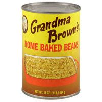 Lennart's Place: Waxing Nostalgic: Grandma Brown's Home Baked Beans...